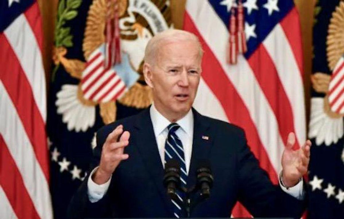 Biden works to rebuild 'sacred' NATO bond destroyed by Donald Trump