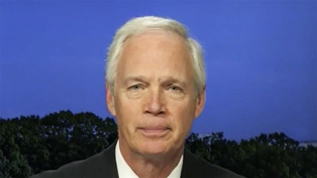'Demented, lying or both': CNN panel hammers GOP's Ron Johnson for his latest Capitol riot comments