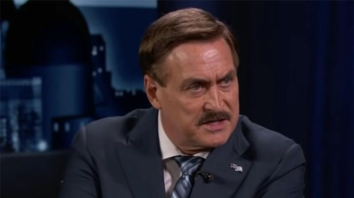 Mike Lindell claims Trump won by 19 million votes in rambling interview
