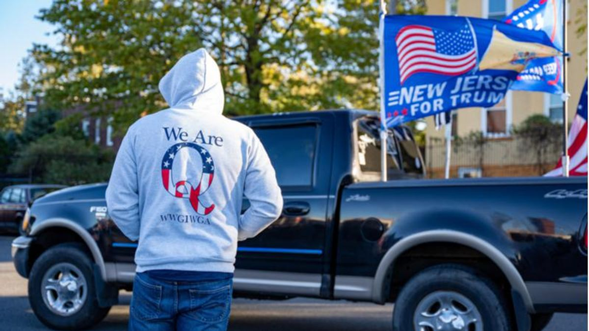 FBI warns that QAnon followers might stop being 'digital soldiers' and start carrying out real-world violence: report