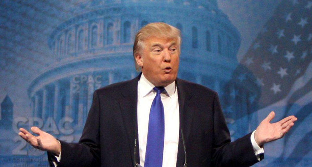 Newsmax honors Trump on his 75th birthday — and hilarity ensues