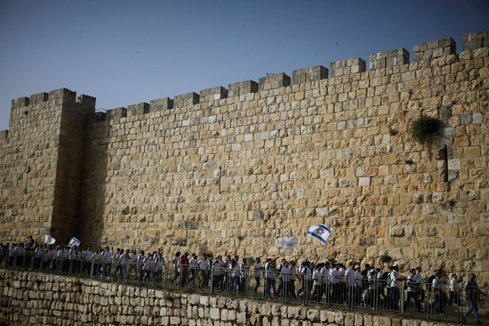 Israeli nationalists to march in East Jerusalem — Palestinians plan 'Day of Rage'