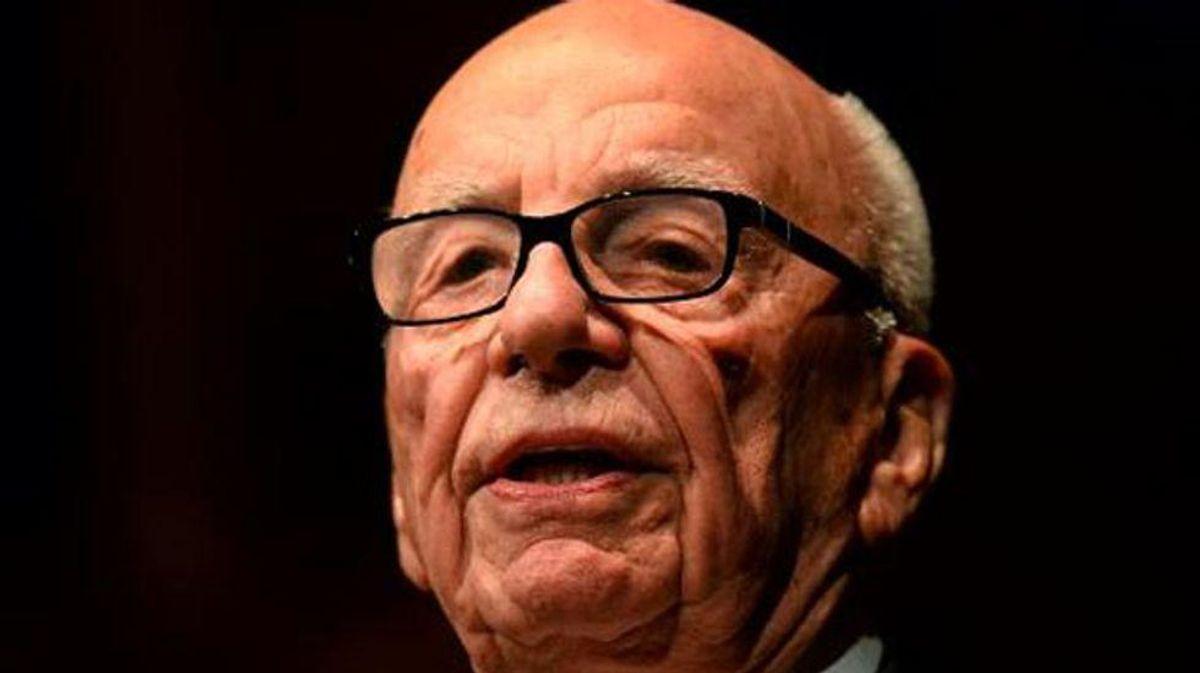 Rupert Murdoch's media empire linked to unsolved British murder