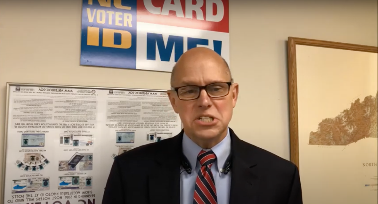 'I've got lots of ammo': NC conservatives express 'real fear' elections are being stolen -- and they want action