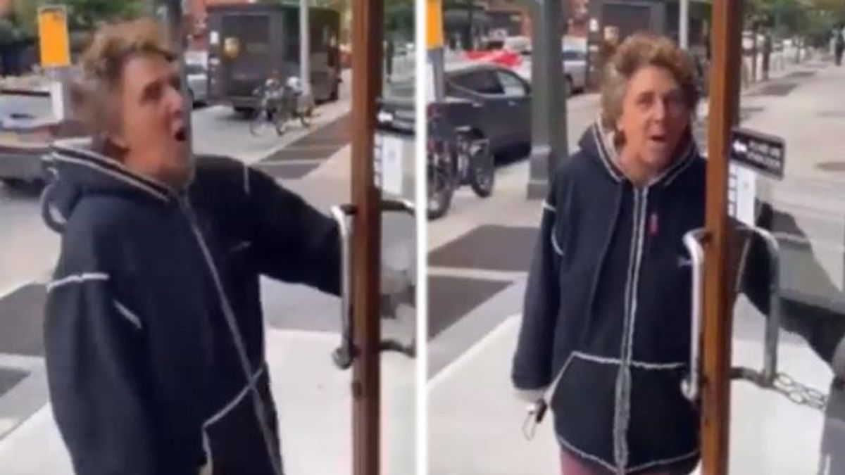Racist woman assaults Black mother with a pepper shaker in bizarre Brooklyn pizzeria incident