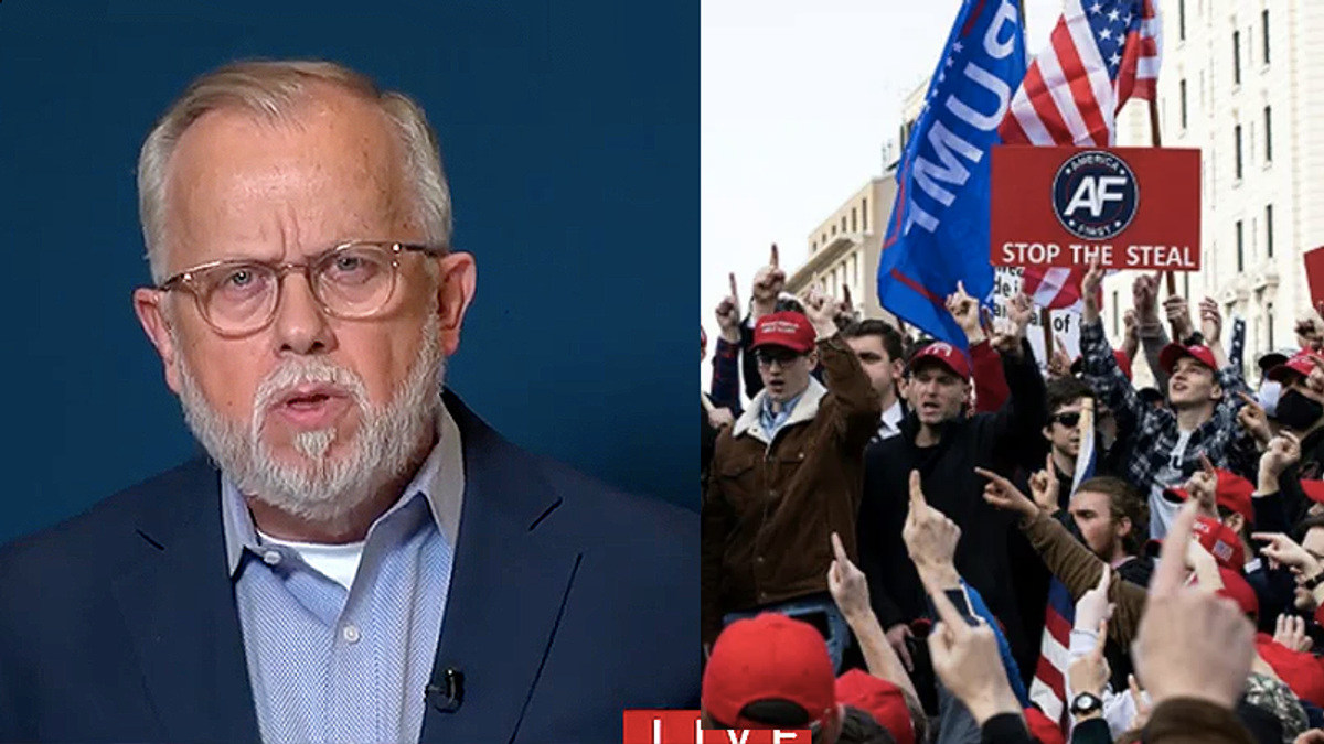 Newly elected Southern Baptist president says the church has an obligation to stop the 'fables' of QAnon
