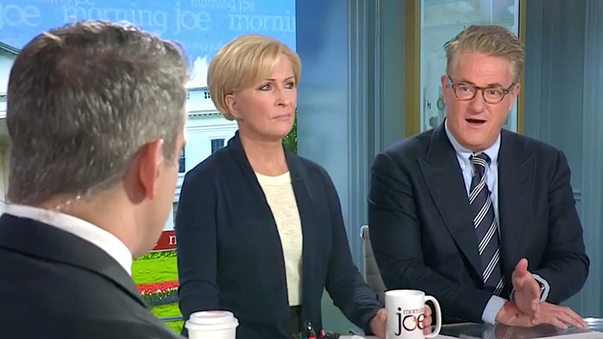 MSNBC's Morning Joe and GOP lawmaker blast fellow conservatives for believing Jan. 6 lies spread by Russian and China