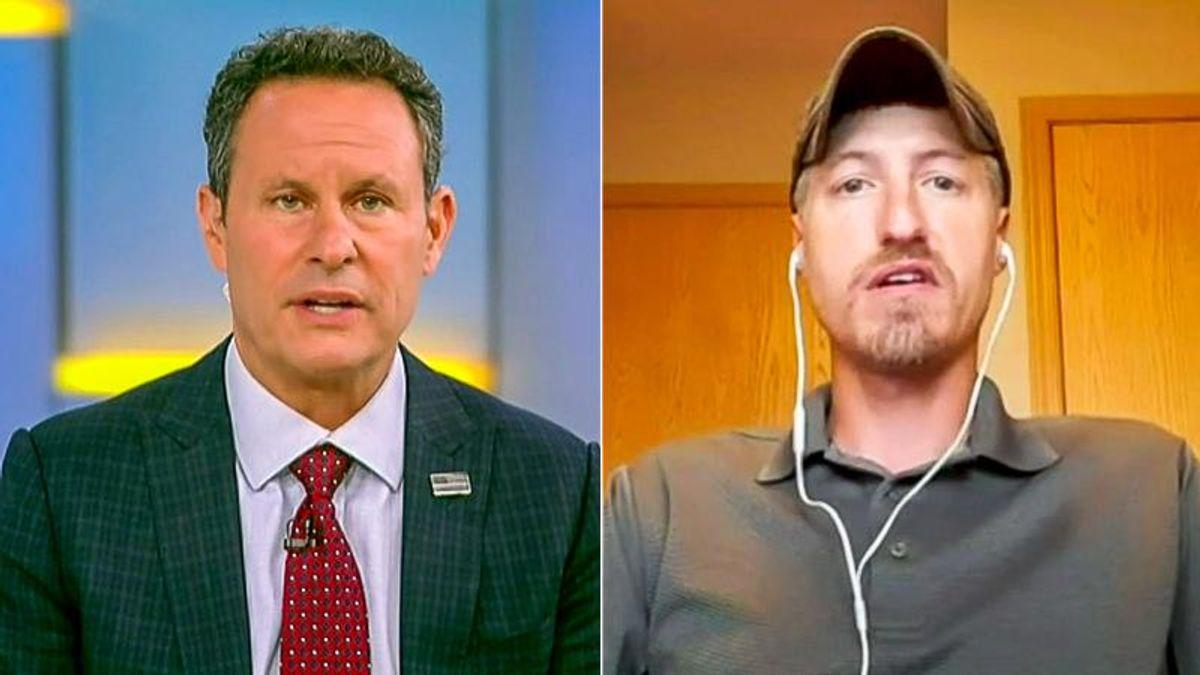 'I understand how you feel': Fox News host comforts guest who calls Joe Biden a 'dumb bastard'
