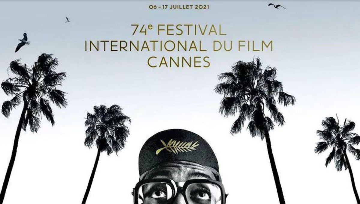 Jury president Spike Lee turns Cannes Festival poster boy