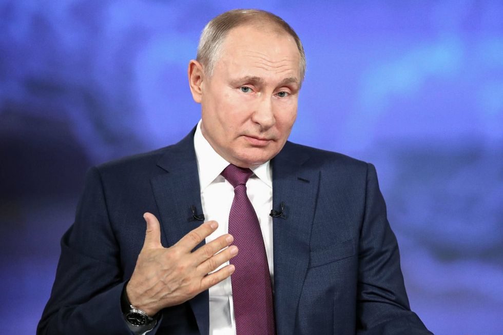 Putin defends hosting Euro games in St Petersburg amid COVID-19 spike
