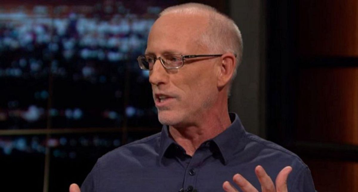 Trump-loving Dilbert cartoonist mocked after his prediction of Biden-led massacres of Republicans fails to materialize