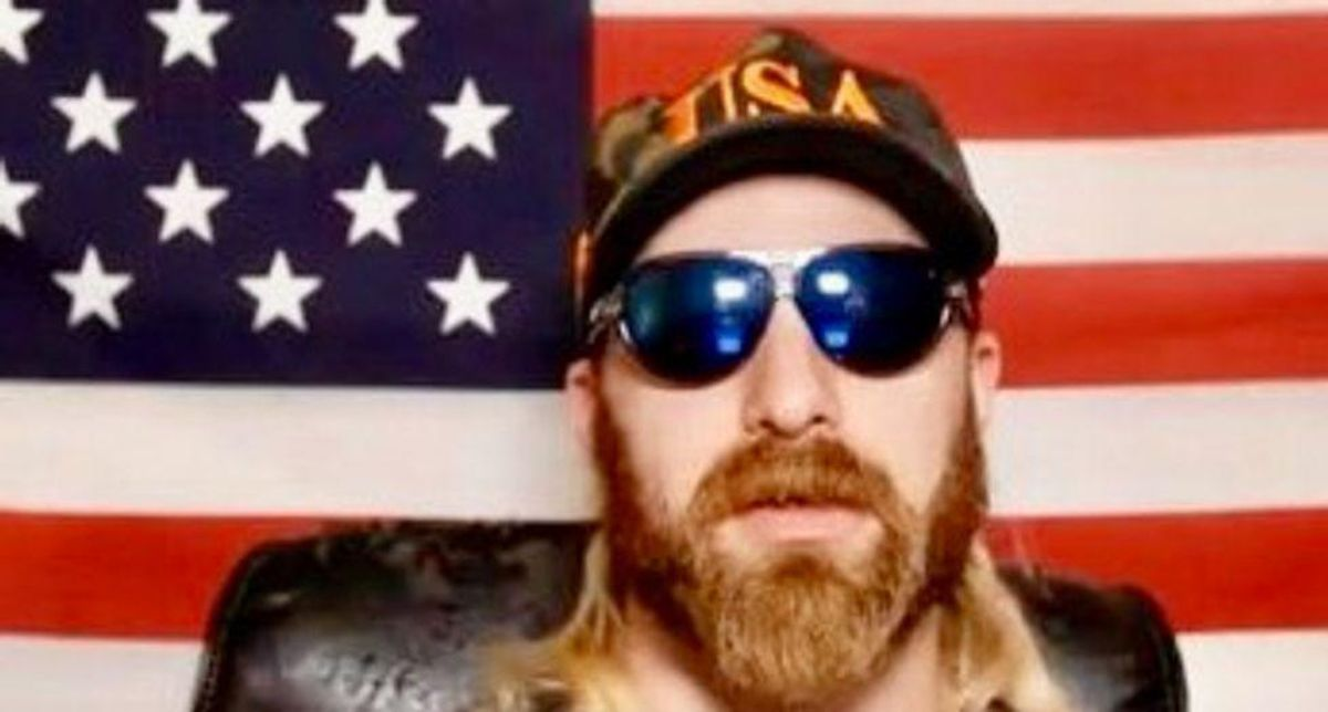 'Cancel-free' social media site GETTR suspends notorious neo-Nazi Baked Alaska within hours of launch: report