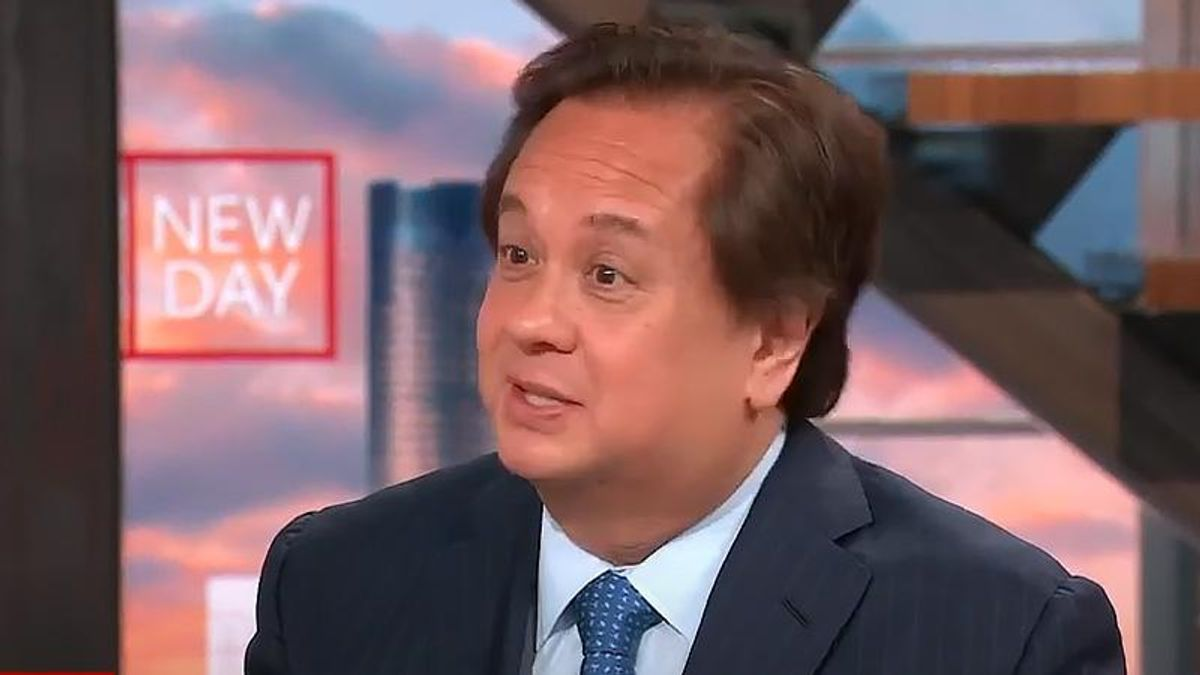 George Conway: There's no way Trump didn't know what crimes were going on in his own business
