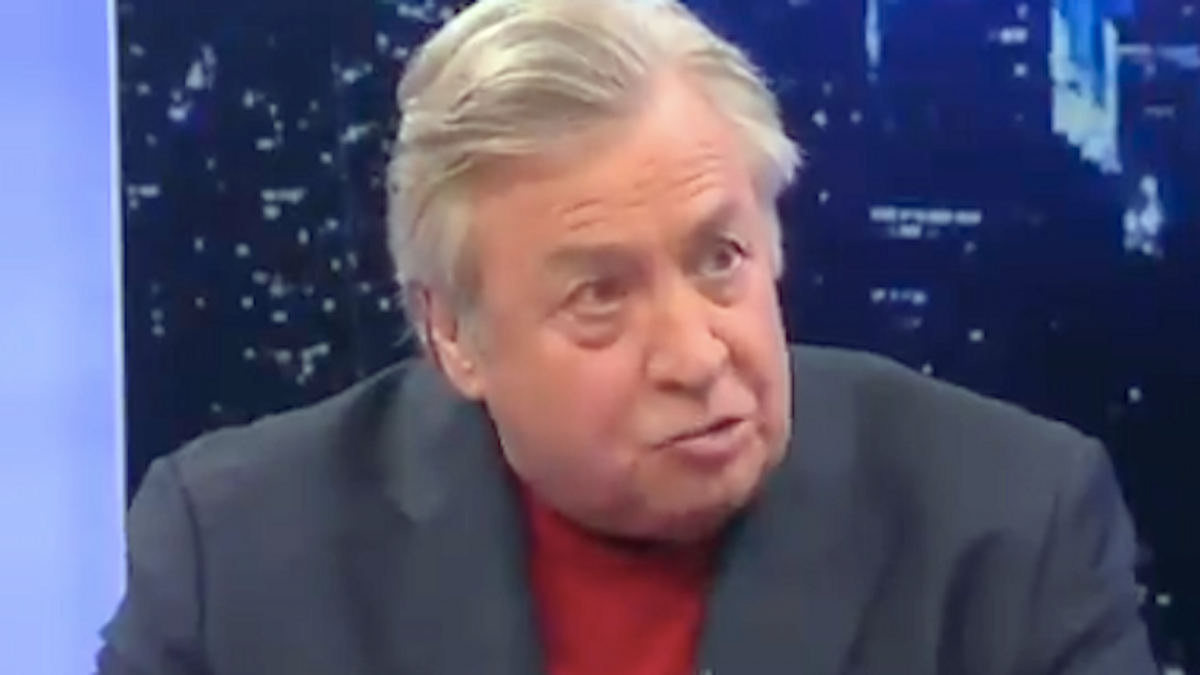 'What the everloving hell?' Newsmax pundit's bizarre rant leaves people stunned as he blames 'Oedipal' fantasies on critical race theory