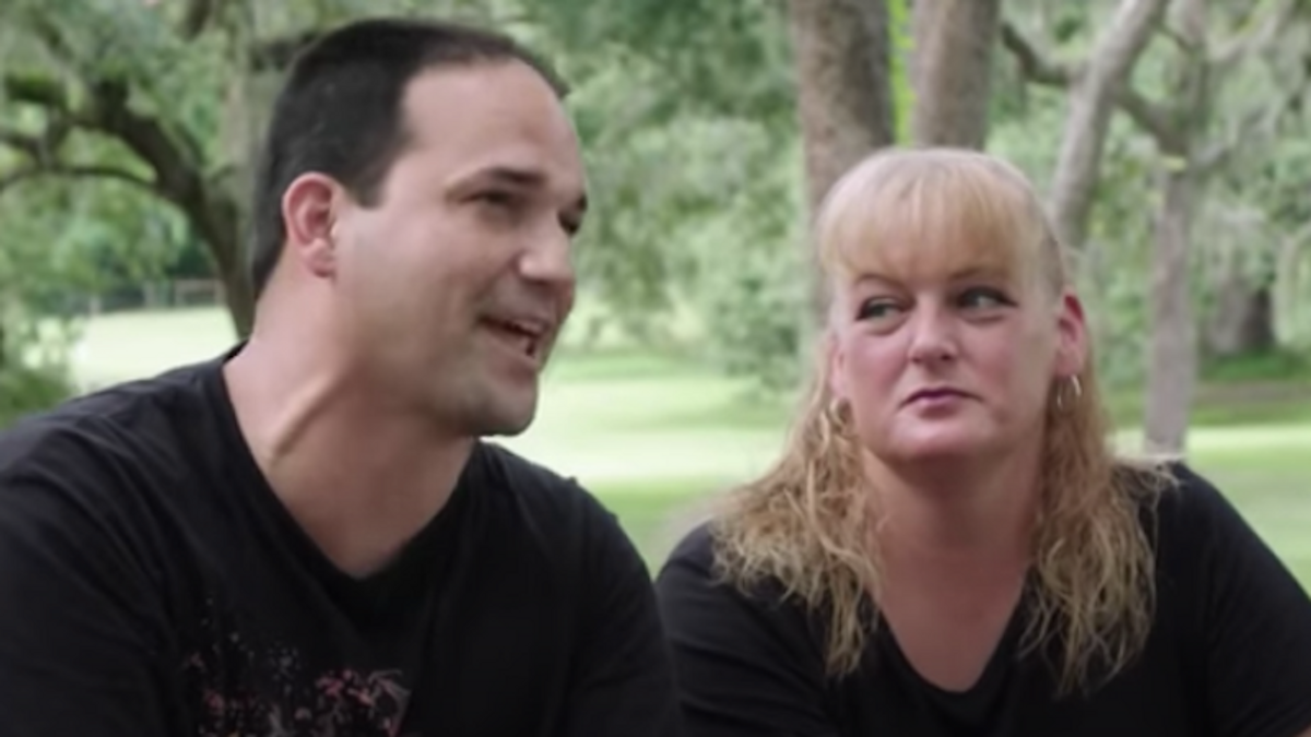 QAnon couple featured on 'VICE News Tonight' arrested for participating in Jan. 6 insurrection
