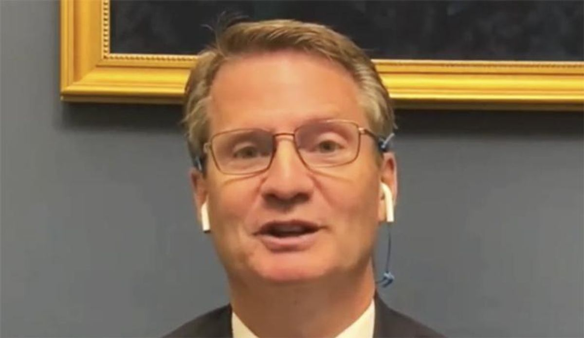 'Something's out there': GOP congressman demands UFO records because it's 'in the Bible'