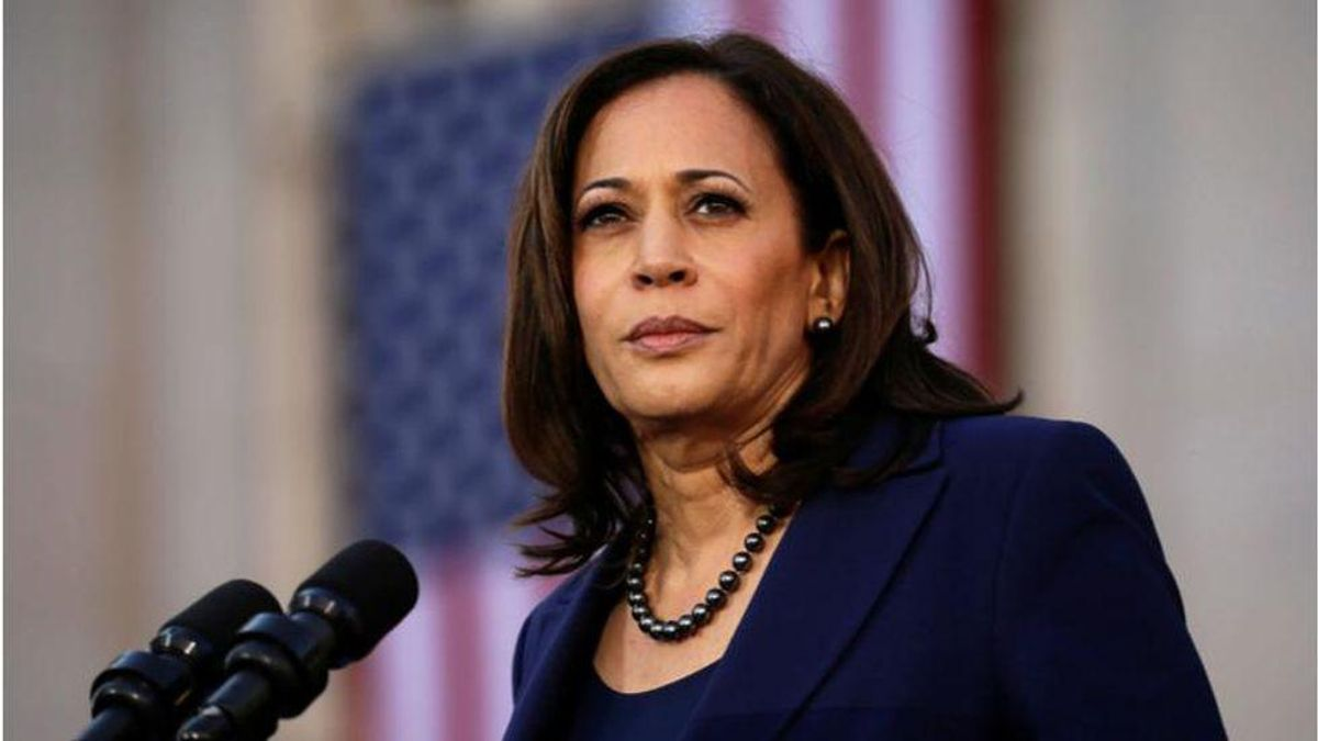 VP Harris visits US-Mexico border as Republicans attack White House on immigration