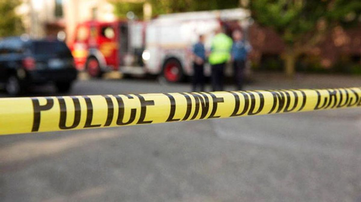 White supremacist 'executed' two Black victims after crashing truck into building