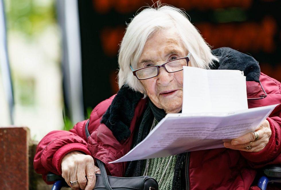 Auschwitz survivor Esther Bejarano dies at the age of 96