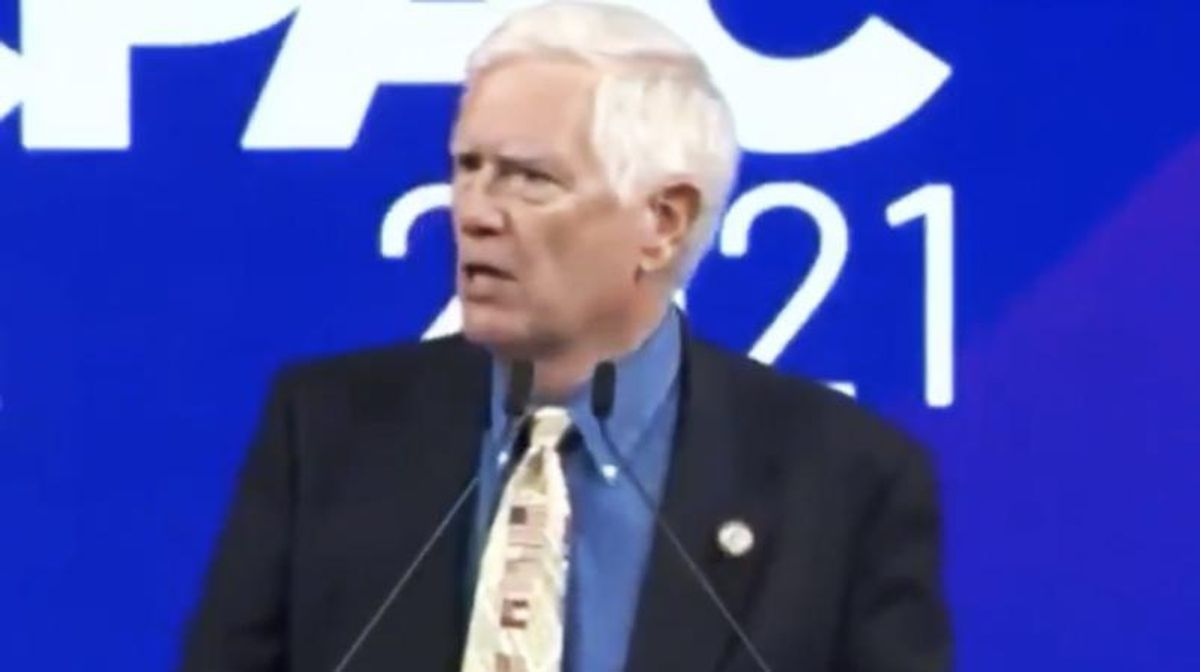 'This is sedition': GOPer Mo Brooks accused of attempt to 'incite violence' during CPAC speech