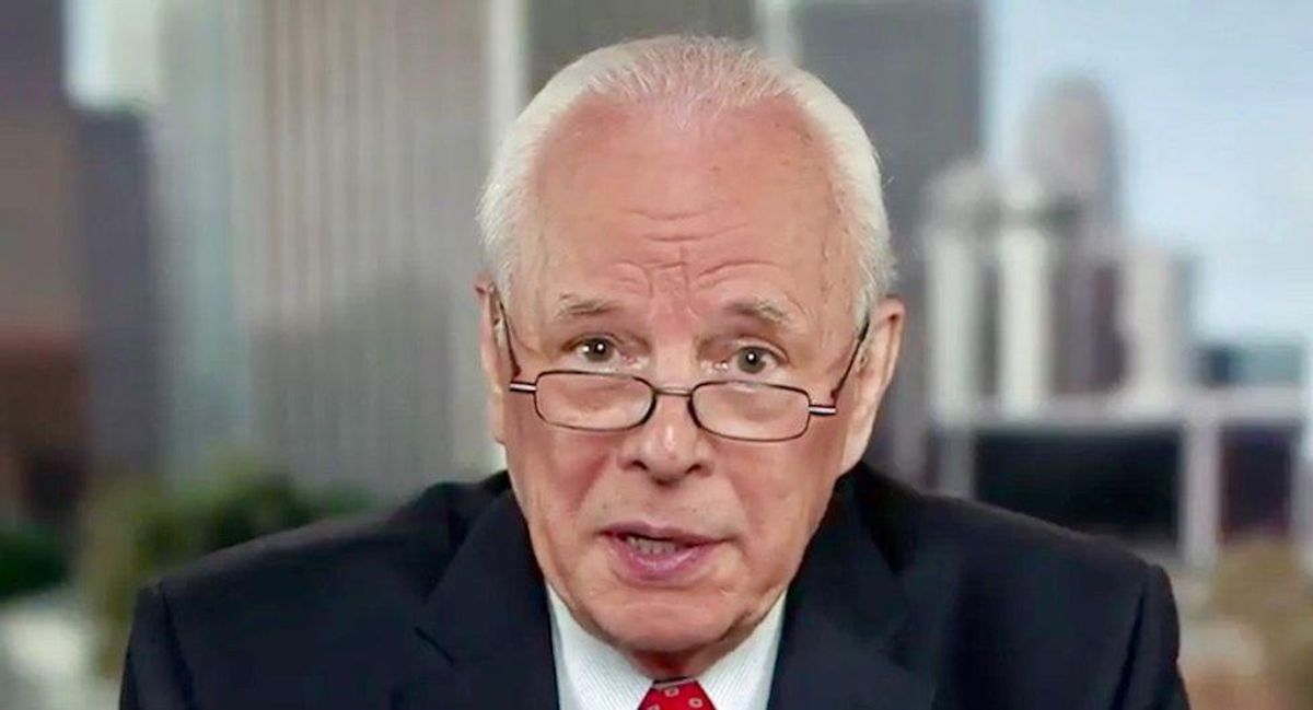 'You could sell tickets': Nixon's John Dean talks about 'big tech' questioning Donald Trump in court lawsuit