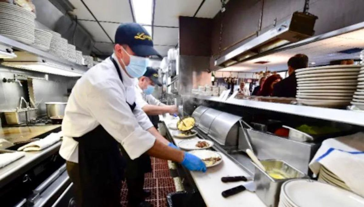 'Not worth it': LA restaurants boost pay to lure wary workers