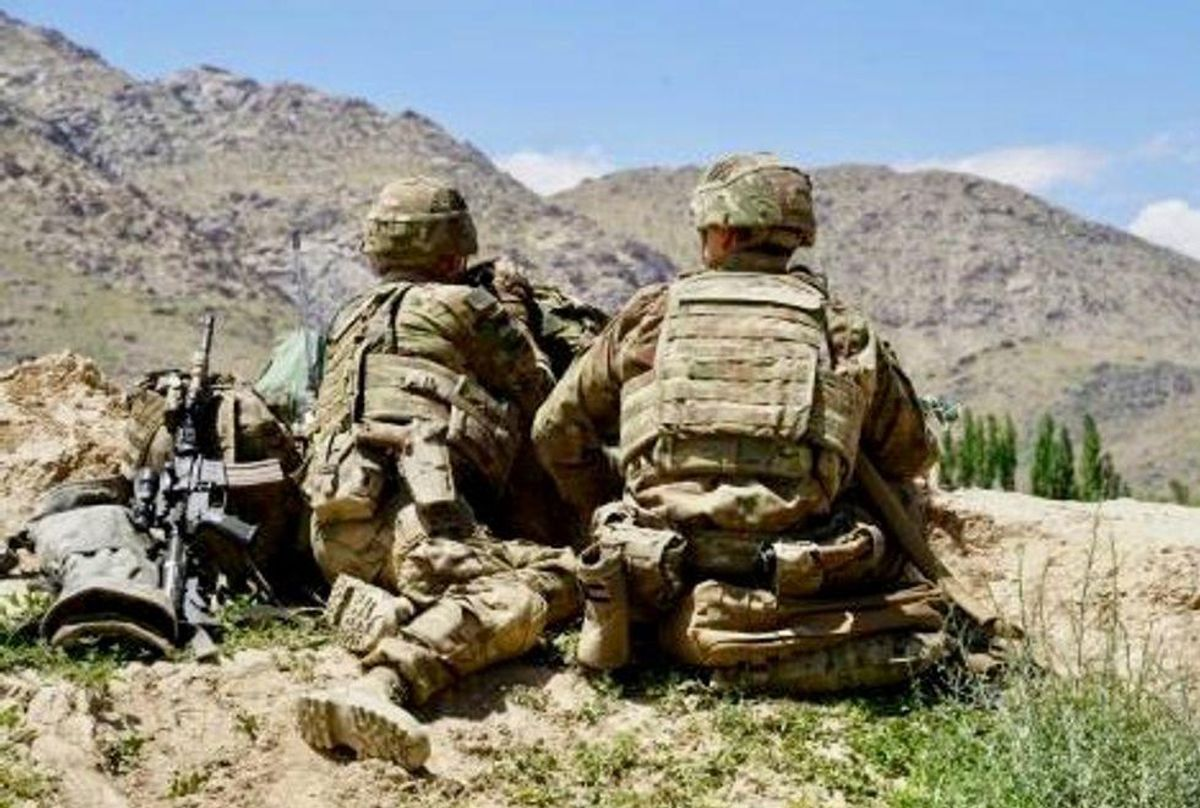 With Afghan pullout, US ditches 'forever wars'