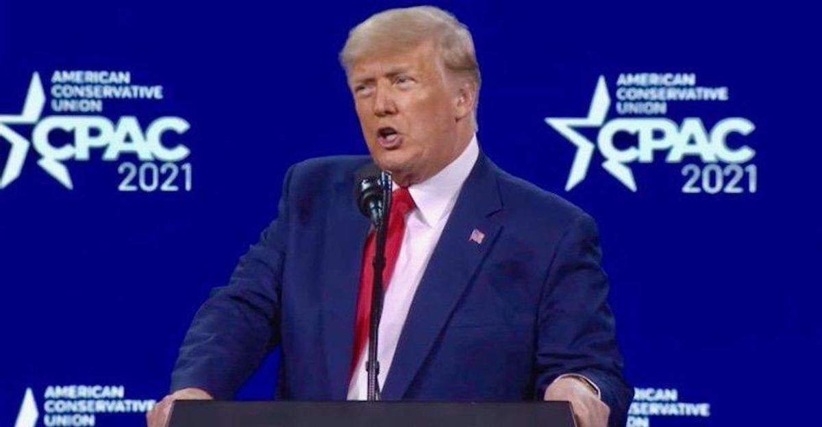 After the monster's ball: CPAC celebrates the coup, and offers hints of the turmoil ahead