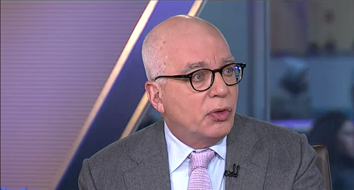 'It just spews out': Michael Wolff reveals more details about 'deranged' Trump in his scathing new book