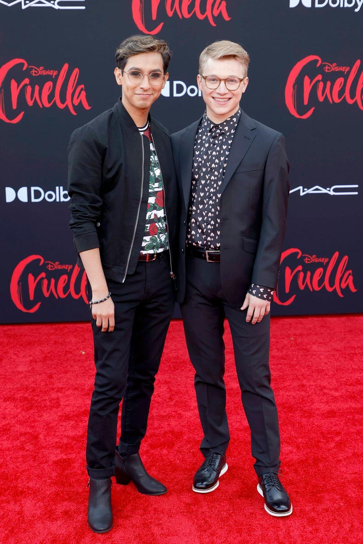 Disney's first gay love ballad debuts on 'High School Musical' series