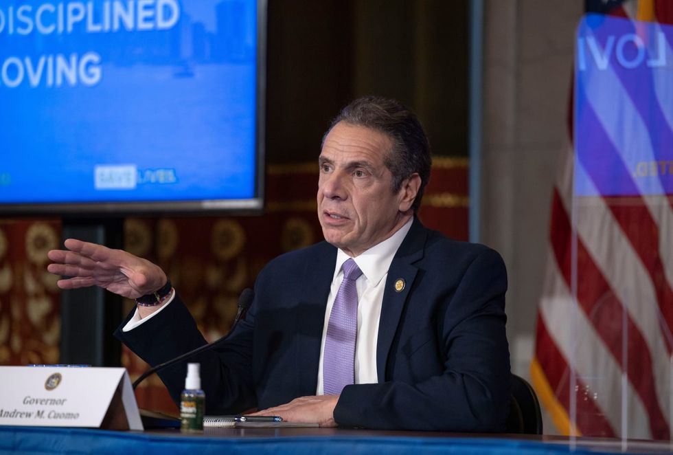 Cuomo's campaign paid sex-harassment lawyer; accuser's attorney slams governor ahead of interview