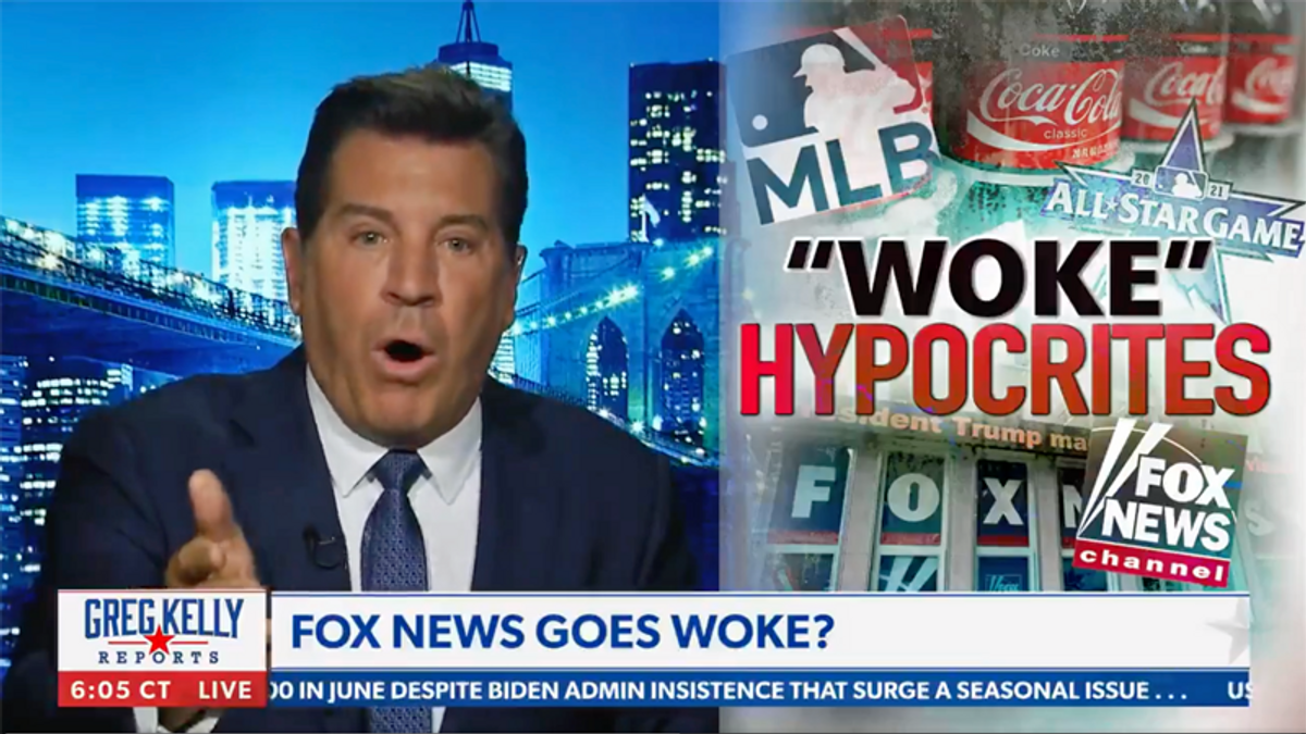 Newsmax trashes Fox News for being 'woke' as right-wing cable TV wars escalate