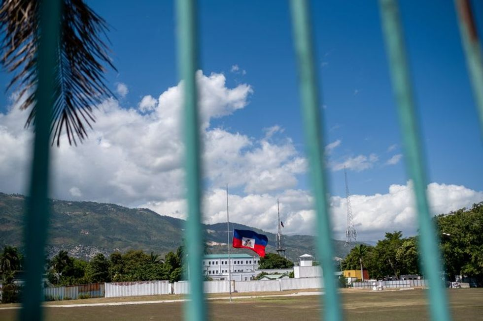 Colombia police say former Haiti official suspected of ordering Moise hit