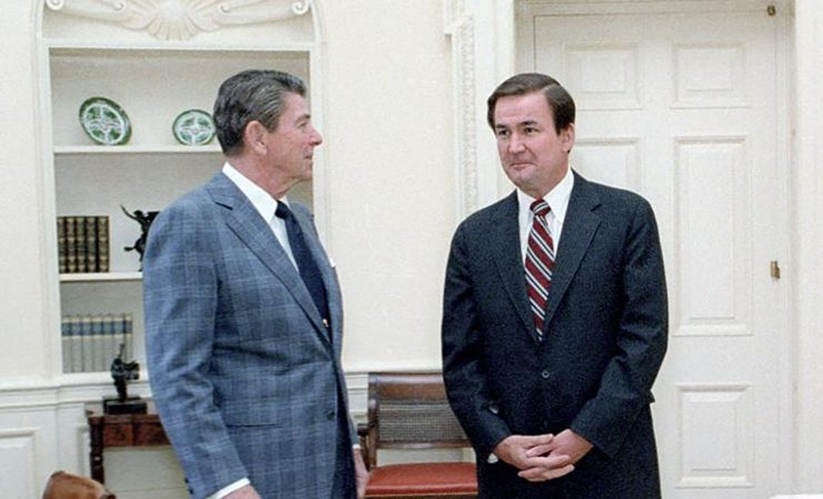 How Patrick Buchanan's 1992 campaign became the blueprint for Trumpism: conservative