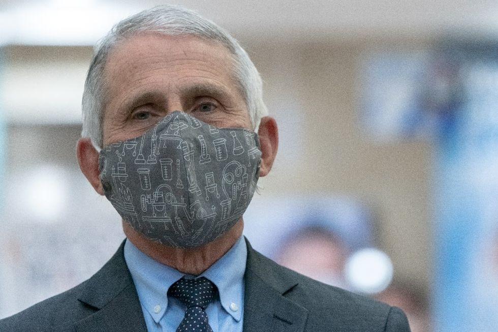 Fauci: US might 'still have polio' if right-wing media back then opposed vaccines