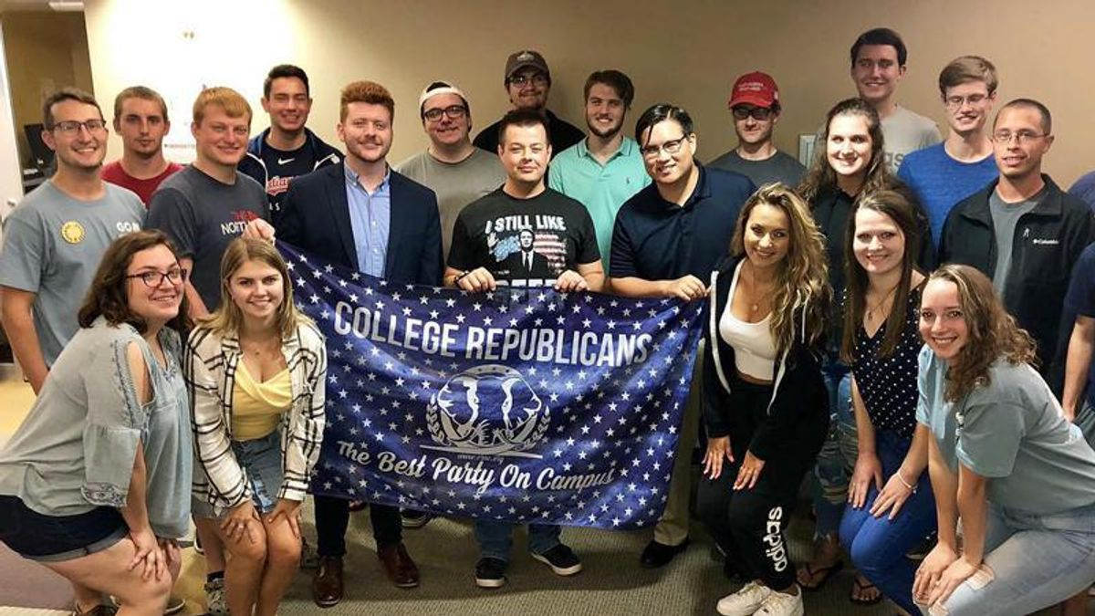 College Republicans in disarray after 'stolen' election — and the Texas chapter might secede