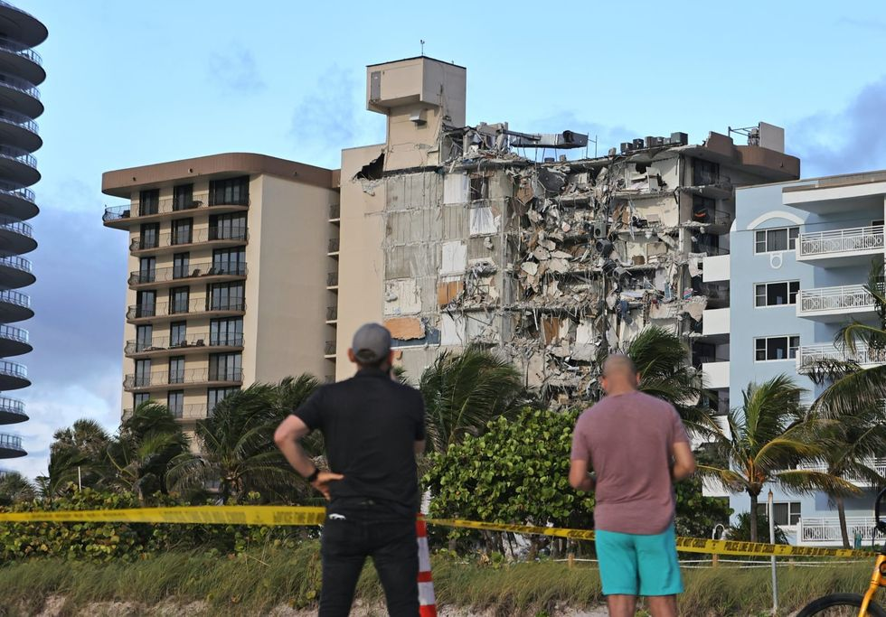 Before role in Surfside condo that fell, engineer had hand in another building mess