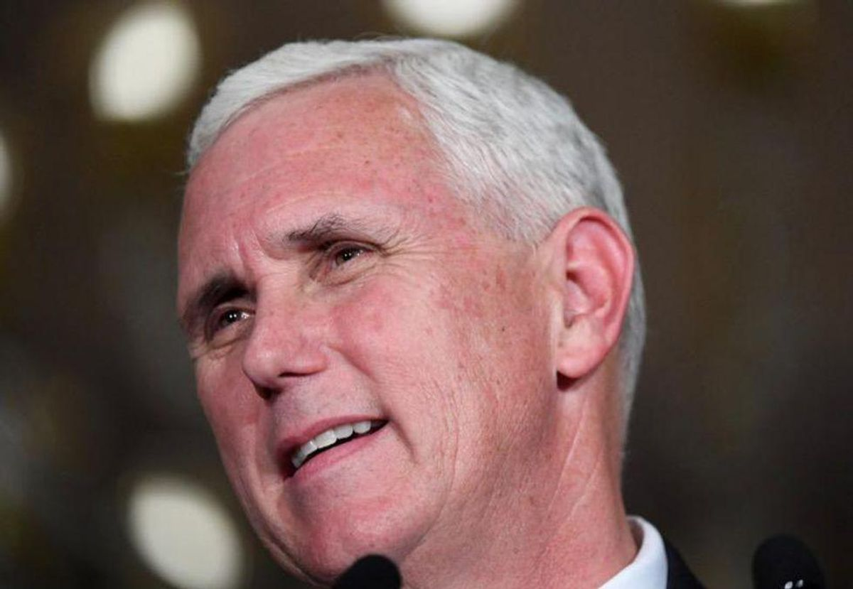 'Trump supporters think he's the anti-Christ': Mike Pence 'shunned and erased from the MAGA movement'
