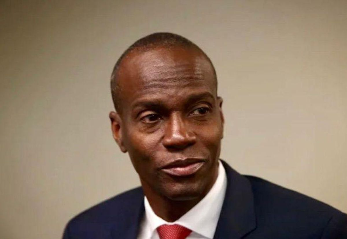 'My life is in danger. Come save my life.' Haitian president's desperate final pleas