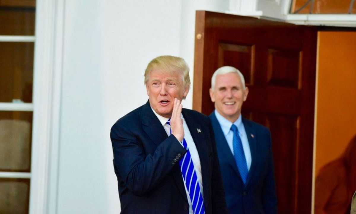 Trump angrily trashes 'statue' Mike Pence for refusing to overturn election loss
