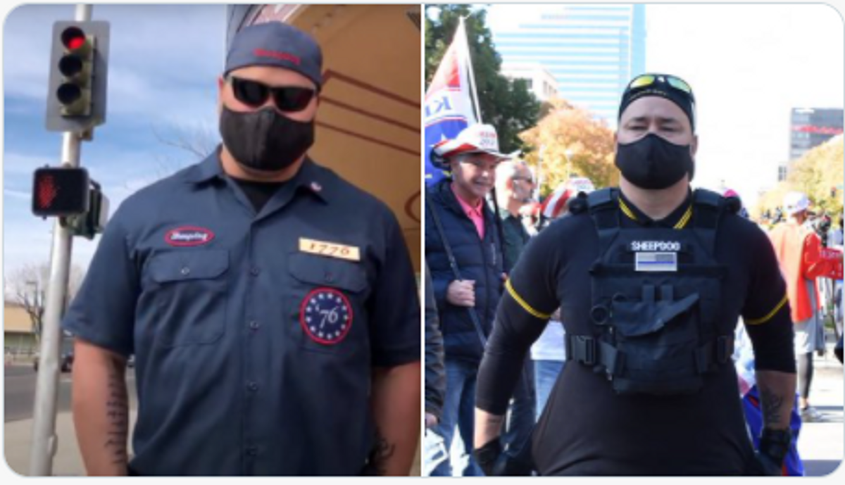 BIG VALLEY: Proud Boys turned on the cops -- but members are rebuilding ties with rank-and-file officers