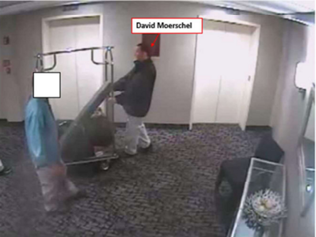 New Oath Keeper arrest: David Moerschel joined Capitol riot 'stack' and stashed rifle at 'QRF' hotel in Ballston
