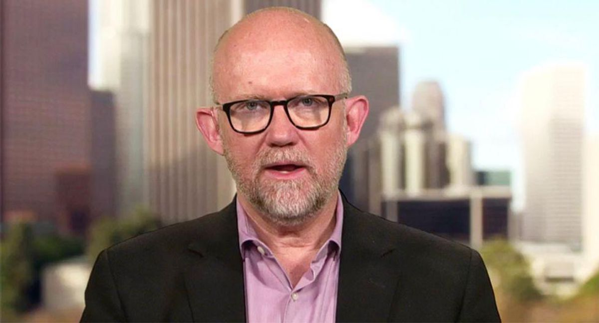 Rick Wilson unleashes on Paul Gosar who should 'know better' than to pal around with 'broken' anti-Semites
