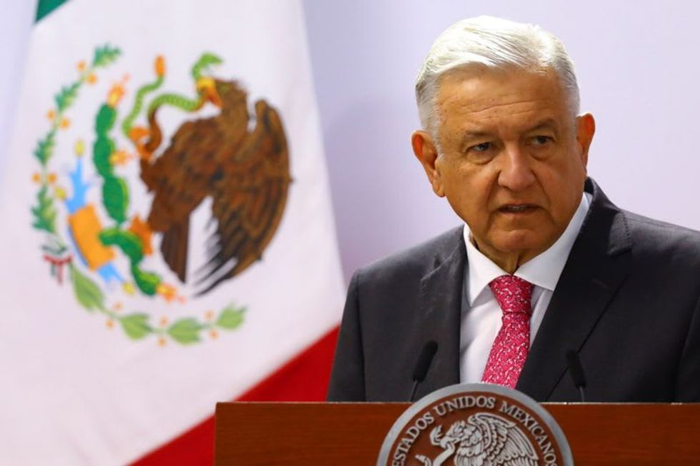 Mexico president casts video of brother taking cash as political smear