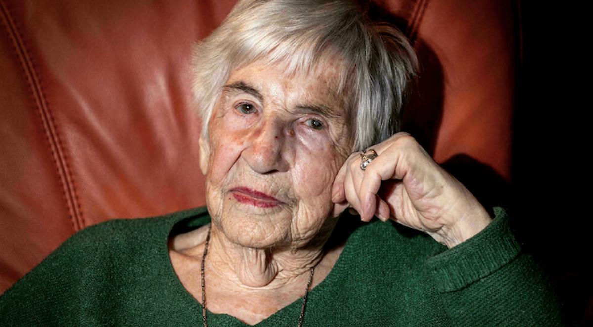 One of the last survivors of Auschwitz women's orchestra dies
