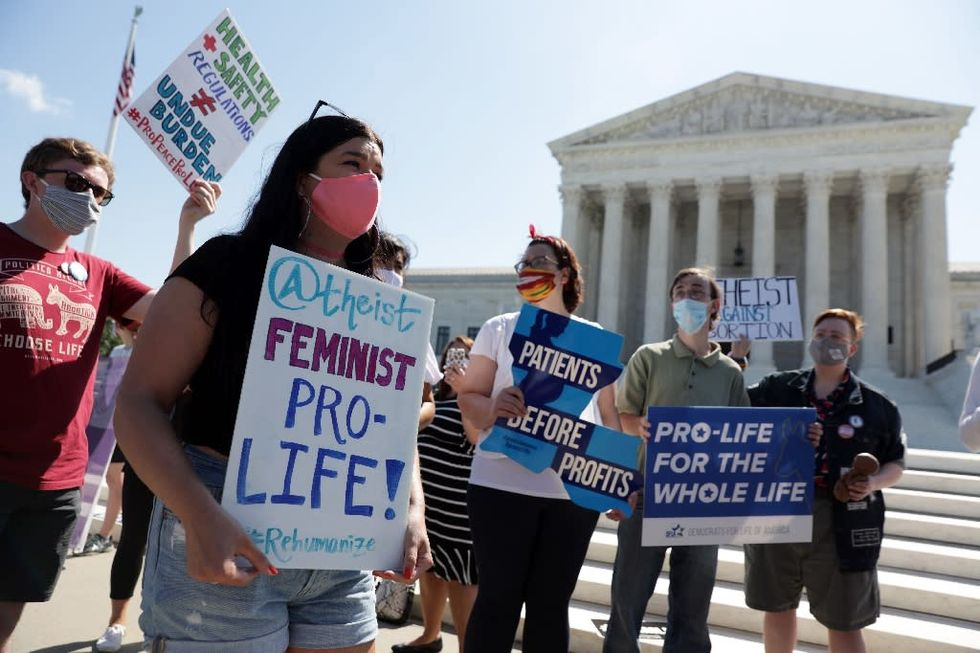 Mississippi calls on Supreme Court to overturn US right to abortion