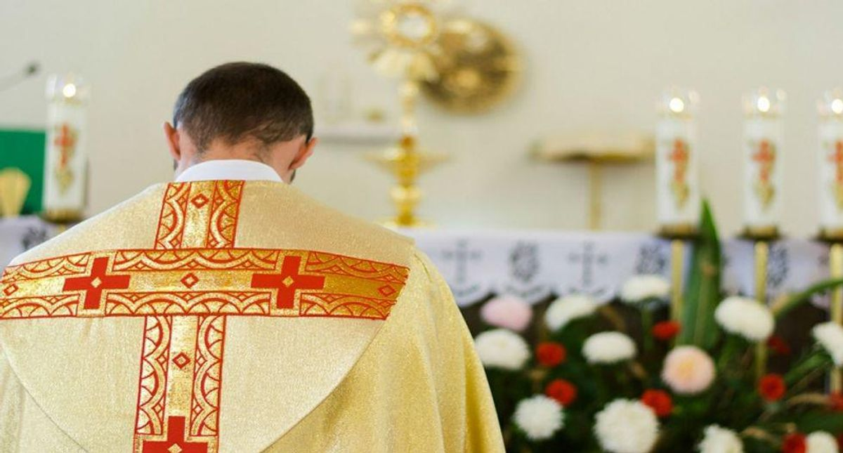 Right-wing Catholic moralists outed a Catholic official as gay