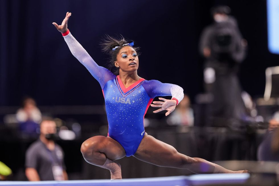 Gymnastics needs to keep up with Simone Biles, not the other way around