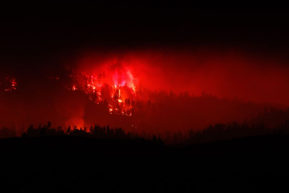 Researchers link 'heavy wildfire smoke' in Reno to increased risk of contracting COVID-19