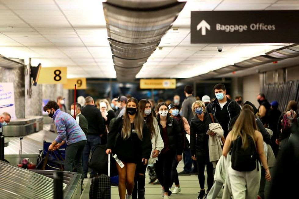 U.S. will not lift travel restrictions, citing Delta variant -official
